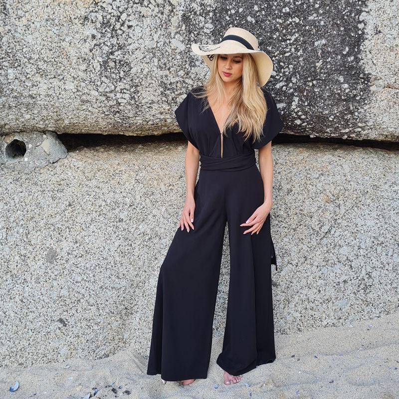 Danielle Jacobs | Chic Jumpsuit